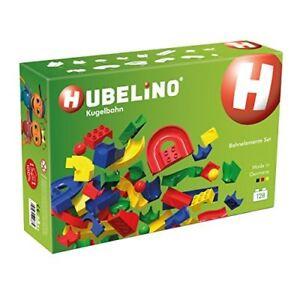 HUBELINO-Marble-Run-128-Piece-Run-Elements-Expansion-Set-the-Original-Made