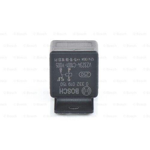 Relé para unidad de control-gestión del motor nuevo Bosch 0 332 019 150