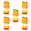 5-Stueck-Original-XT90H-XT90-Goldstecker-Female-Stecker-Schutzkappen-Lipo-Akku-RC Indexbild 2