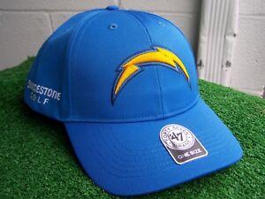 Image is loading Bridgestone-Golf-San-Diego-Chargers-Blue-Golf-Hat- c53d8aa03