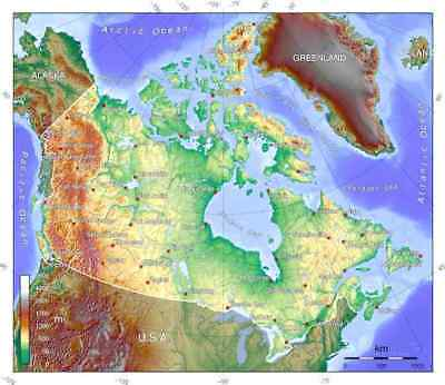 Zumo 550 Map Update Wanting To Download Canada Instead Of United States 2020 2021 Canada TOPO & routable map Garmin GPS microSD/SD or
