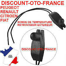 Retroviseur exterieur Température Extérieure Sonde FIAT RENAULT 6445.f9
