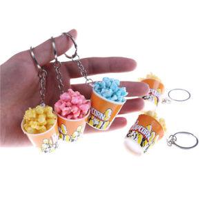 Creative-Simulation-Artificial-Food-Keychain-Toy-Popcorn-Bowlful-Key-Pendant-QA