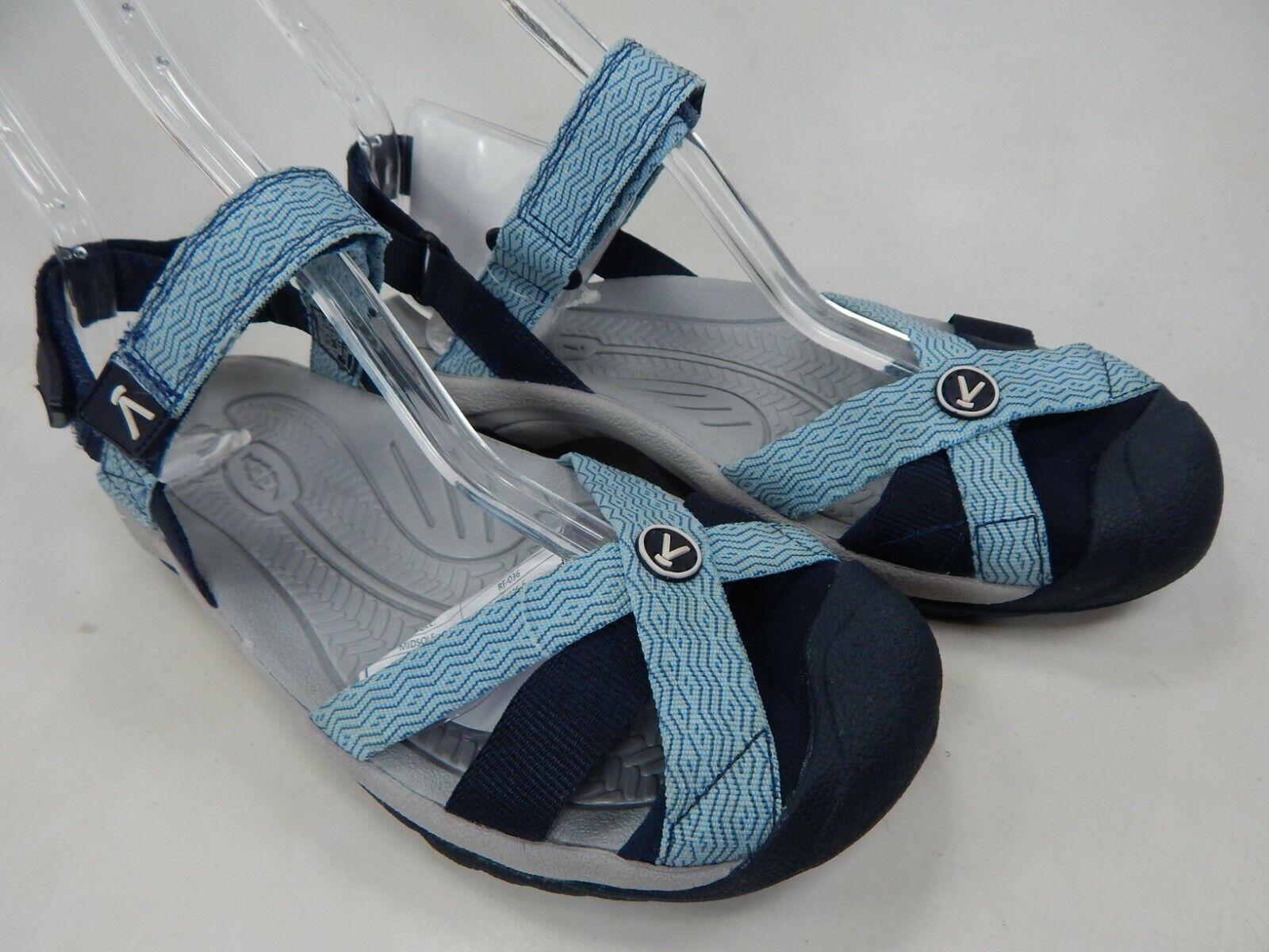 Keen Bali Strap Size US 7 M (B) EU 37.5 Women's Sport Sandals shoes Dress bluee