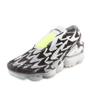 2c762cdc05f NIKE Mens AIR VAPORMAX FK MOC 2   ACRONYM LIGHT BONE VOLT-LIGHT BONE ...