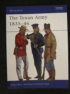Osprey-Men-at-Arms-398-The-Texan-Army-1835-46-Austin-Travis-Fannin-Alamo