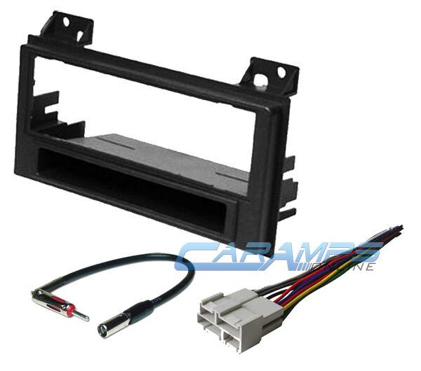 Car Stereo Radio Dash Installation Mounting Trim Kit Bezel