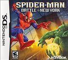 Spider-Man: Battle for New York (Nintendo DS, 2006)