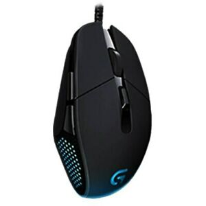 Logitech G302 Daedalus Prime MOBA Optical Gaming Mouse//Black//USB Wired 910-00420