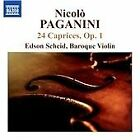 Niccolo Paganini - Nicoló Paganini: 24 Caprices, Op. 1 (2016)