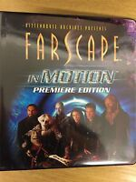 Farscape In Motion  Official Rittenhouse Binder