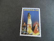 JAMAICA 2002 SG 1012 40TH ANNIV OF NATIONAL DANCE THEATRE MNH