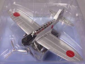 Mitsubishi-97-tipo-2-Tierra-Escala-1-100-aviones-de-guerra-Japon-vol82-pantalla-Diecast