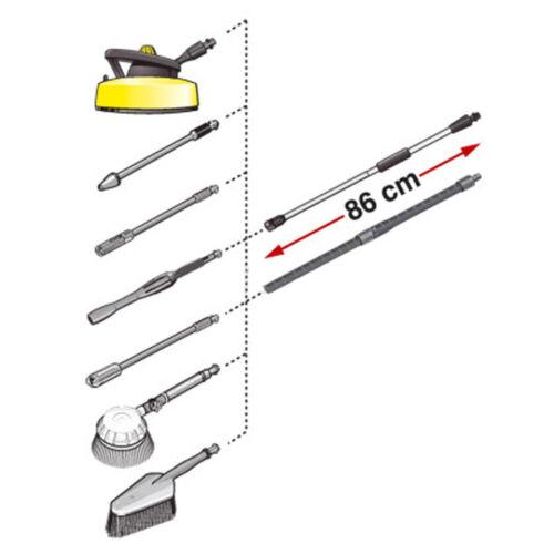KARCHER Genuine Pressure Washer Spray Lance Extension Rod Pipe Tube K2 K3 K4 K5
