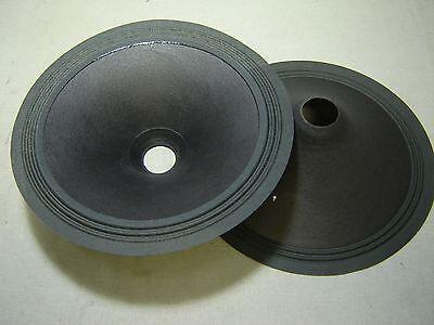 """AO111127 12/"""" Paper Speaker Cones Pr Recone Parts"""