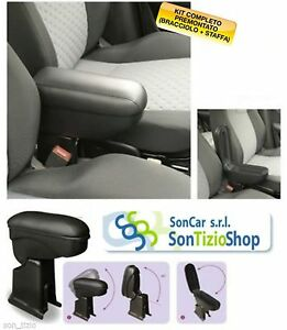 Details about ARMREST CAR tailored to DACIA Dokker Van 15> QUALITY  SURPRISING