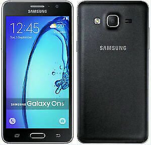 New Samsung Galaxy On5 (SM-G550TL) 8GB Black TracFone Locked