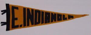 19-034-Old-Vintage-1950s-EAST-INDIANOLA-ELEMENTARY-SCHOOL-TOPEKA-KANSAS-KS-PENNANT