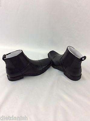Nunn Bush Nxxt Leroy Men S Boots Shoes Short Black Smooth