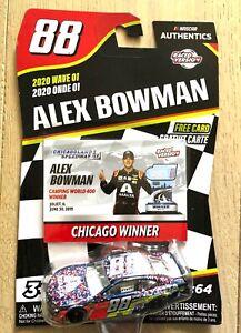 2020-Nascar-Authentics-Wave-1-Alex-Bowman-88-Axalta-Chicagoland-Win-1-64