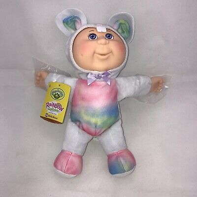 Cabbage Patch Kids Collectible Cuties Rainbow Garden MOLLIE MOUSE NWT