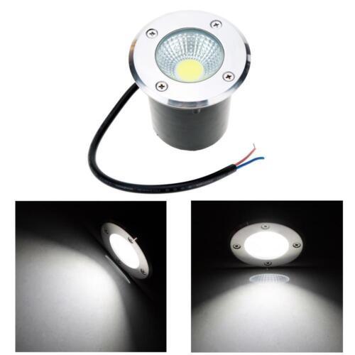 IP68 5W 10W Waterproof Led Light Lamp Underground Outdoor Ground Floor Garden