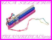 4 Pcs Flashing Wand Led Glow Light Up Sticks Party Favors Rave Blinking Flash