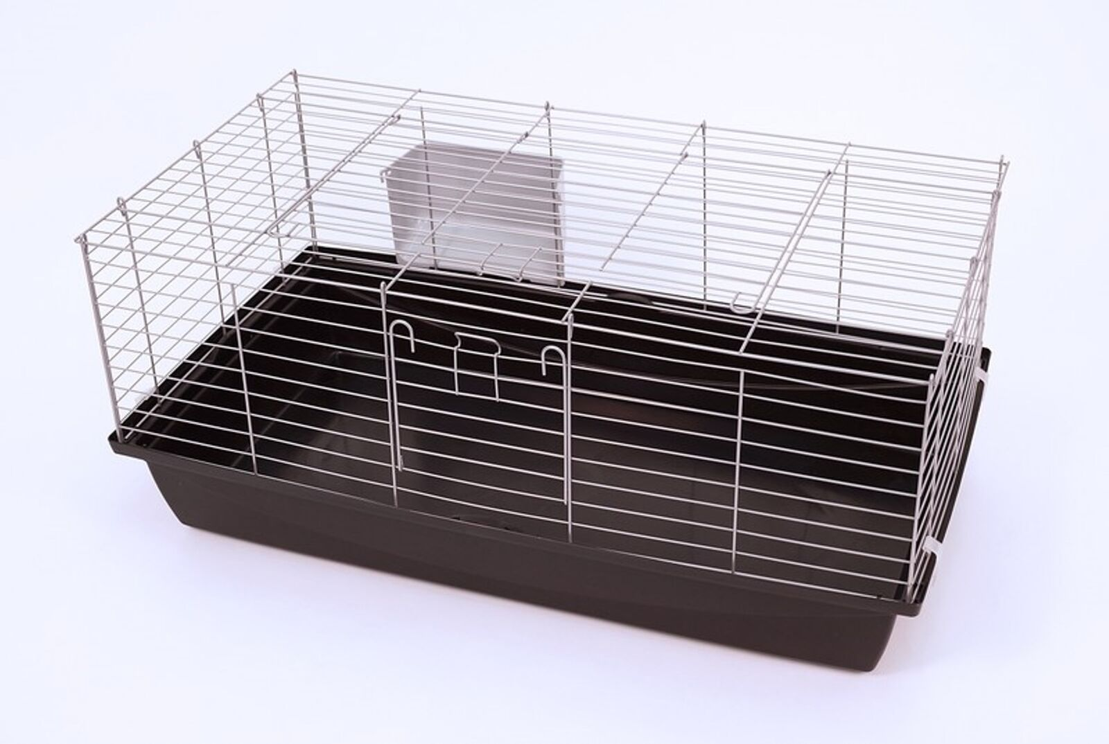 XXL Guinea Pig Cage Rabbit Hutch Rodent Cage 1.20m