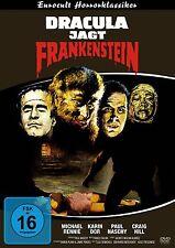 Dracula jagt Frankenstein (Dracula vs. Frankenstein) - mit Karin Dor [DVD]