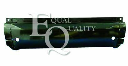 S1C P3319 EQUAL QUALITY Paraurti centrale posteriore SMART CITY-COUPE 450 0.6