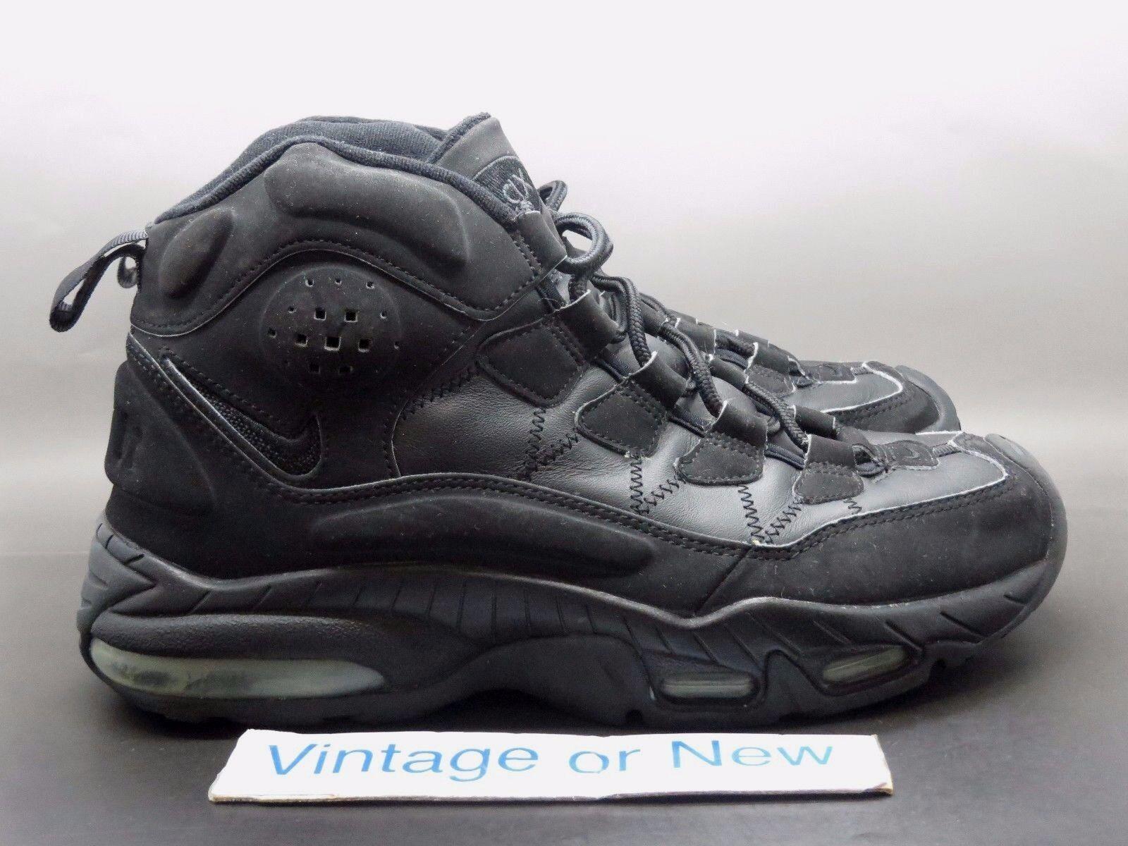 VTG Nike Air Max Trainer '96 Black 2004 sz 9