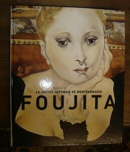 Catalogue-de-l-039-exposition-Dinard-invite-Foujita