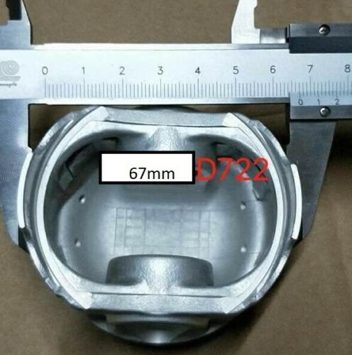 D722 Rebuild kitwith liners for kubota D722 Excavator Compact Tractor Mower