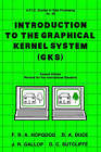 Introduction to the Graphical Kernal System (GKS) by Gerard Meurant, Unknown Author (Paperback, 1986)