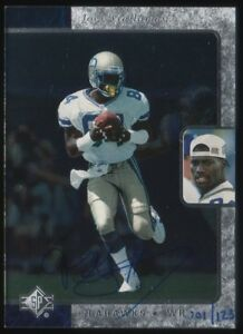 2000-Joey-Galloway-SP-Authentic-Buy-Back-Auto-Autograph-1996-SP-1-123-Seahawks