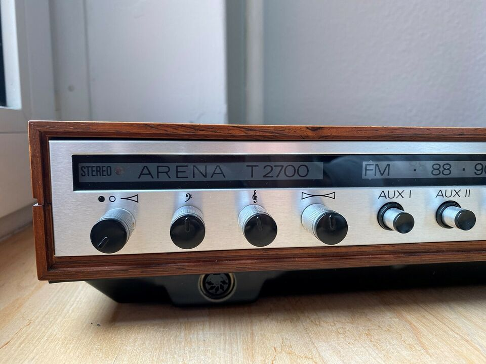 Receiver, Andet, T2700