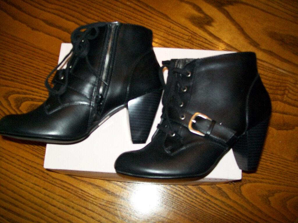 comprare a buon mercato donna donna donna Jellypop  Hepburn  nero Ankle stivali Dimensione 7.5  molte concessioni