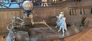 Star Wars Tri Droid Snow Padme & Snow Captain Rex Lot of 3