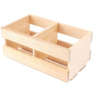 1-12-Dollhouse-Miniature-Wood-Vegetable-Fruits-Basket-Container-Accessor-JR