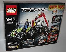 LEGO® Technic 66359 Super Pack 8049 + 8259 + 8293 + 8260 NEU OVP_NEW MISB NRFB