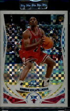 BEN GORDON BULLS 2004-05 TOPPS CHROME RC #168 XFRACTOR UNCIRCULATED #46/110