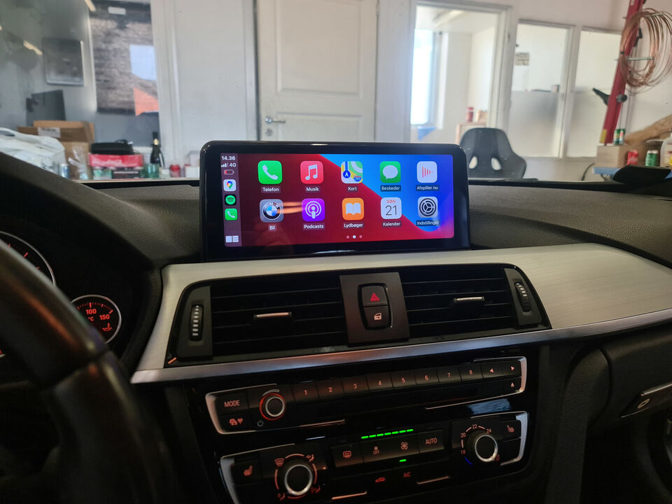 10'' Android Multimedia til BMW F30 F31 F34 F36