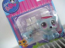 MOMMY & BABY BEAR SET 3581+3582 LITTLEST PET SHOP LPS FIGUR SAMMLER RAR NEU&OVP