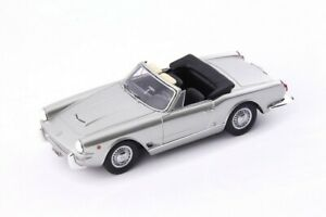 Maserati 3500 Gt Special Spyder Vignale Argent - Italie 1960 Avenue 43 1/43