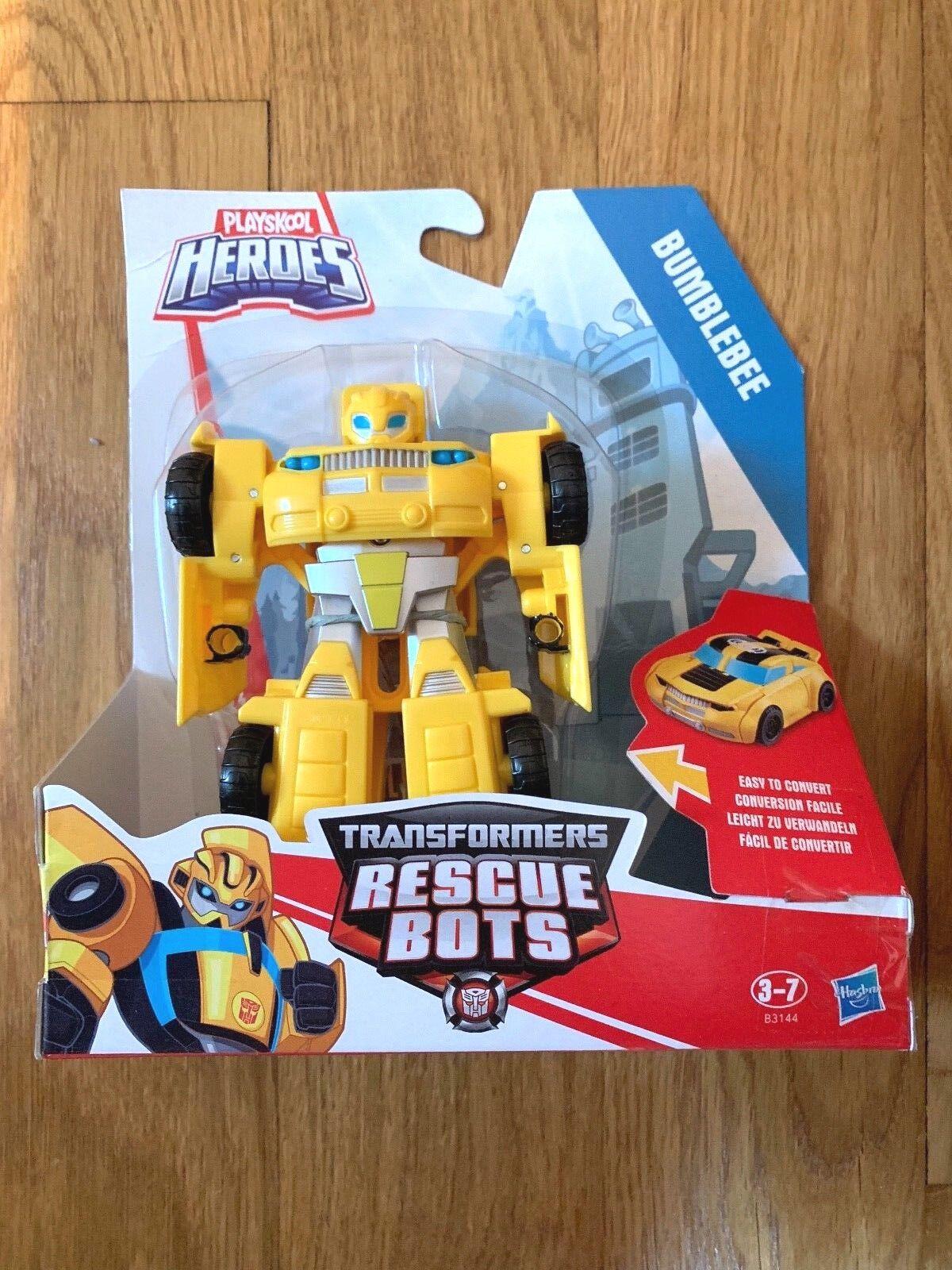 Playskool heroes transformer rescue bots Bumblebee Bumblebee Bumblebee CAR 28ec39