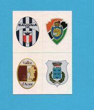 PANINI CALCIATORI 2012-2013-Figurina n.704- SAVONA+UNIONE VENEZIA+.-SCUDETTO-NEW