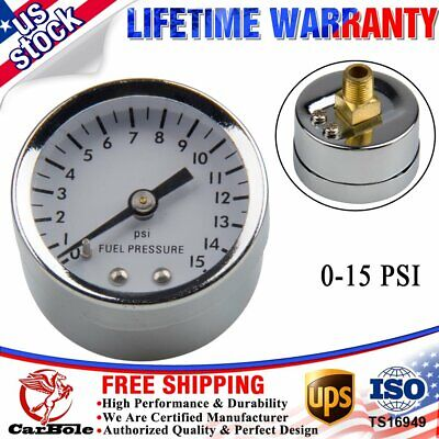 Holley 26-504 Mechanical Fuel Pressure Gauge
