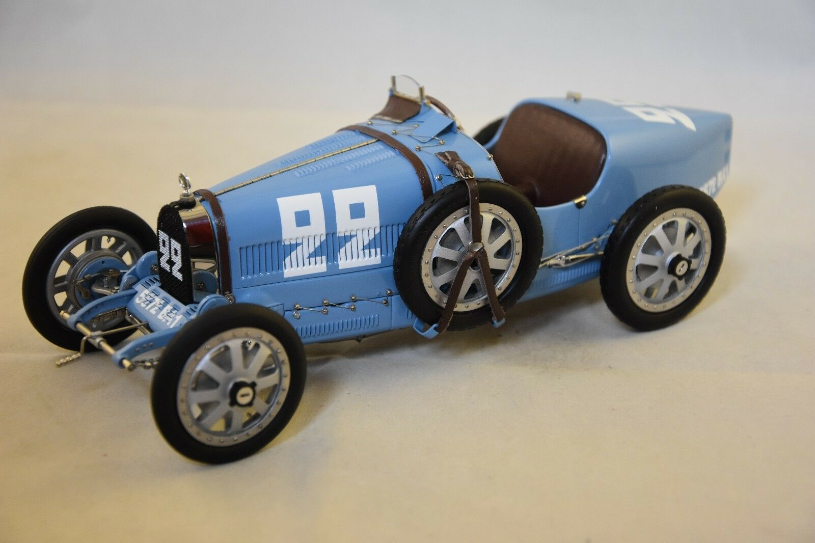 CMC cmcb - 004-bugatti t35 nation color project France 1 18