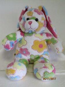 White Pastel Flower Panties Underwear NEW Build a Bear Teddy Bear Clothing