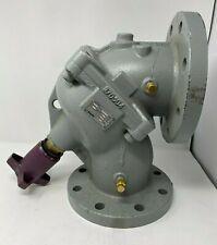 Armstrong Fluid Technology 570109478 Cbv 4fa 4flg Angle Circuit Balancing Valve